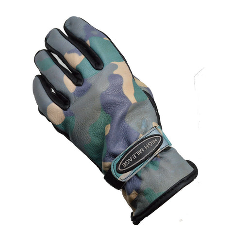 HMG440 High Mileage Camo Glove