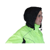 RS5021 Women's Two Piece High Visibility Motorcycle Rain Suit