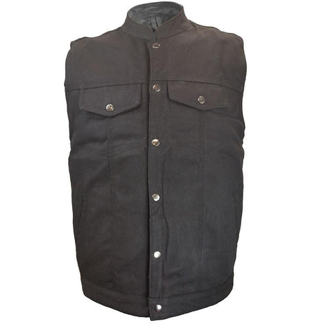 VB920 Heavy Duty Conceal Carry Denim Vest