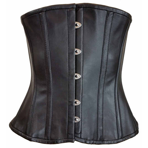 Vance Leather Ladies Hook and Eye Closure Corset