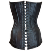 VC1340 Vance Leather Ladies Halter Top Zip Front Corset