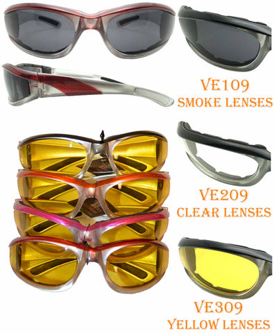 VE-09 Top Quality UV400 Filtering Sun Glasses