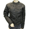 Ladies Textile Jacket with Vents