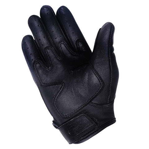 VL473 Vance Leather Armored Knuckle Riding Gloves