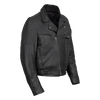 Men's Chief Jacket Premium Leather/Lower Padded Back