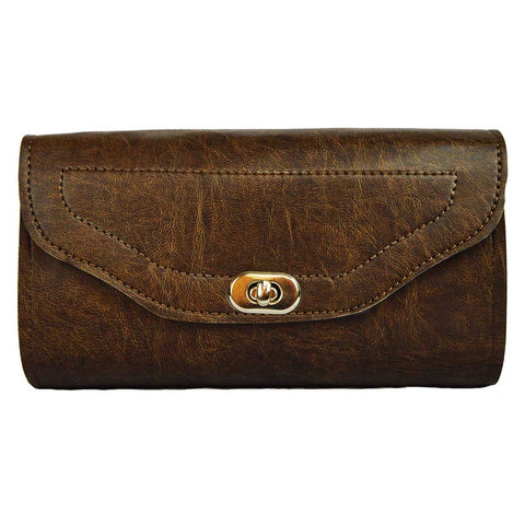 VS105DB Distressed Brown Toolbar with Twist Latch