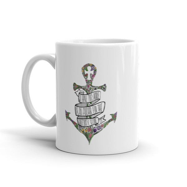 Hope Anchor Mug