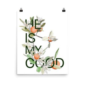He is My Good Print