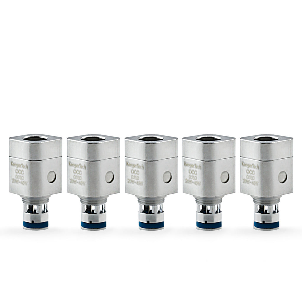 Kanger OCC Nickel Temperature Control Coil .15ohms (5 Pack)