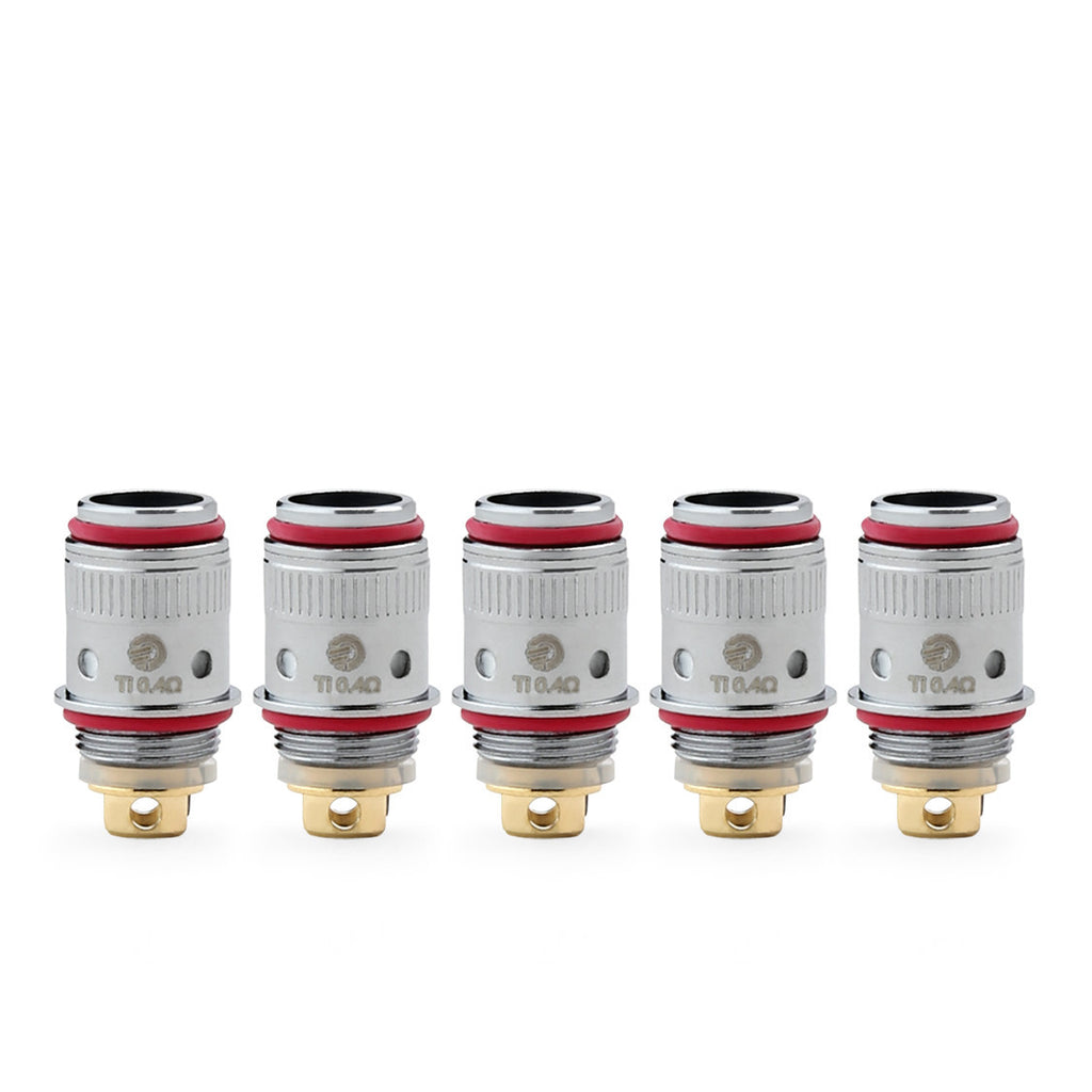 eGo ONE Ti Heads (5 pack)