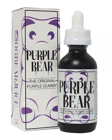 Purple Bear 60ml by OG Bear