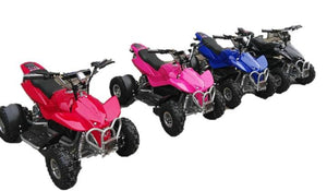 Electric Quad Bike Safety: A Parent's Guide