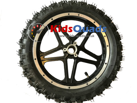 Tyres and Hubs - Kids Quads - 1