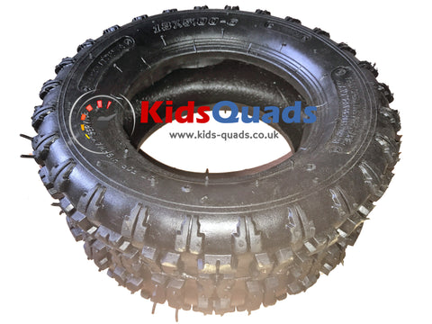Off-Road (Dirt Tread) Tyre for KidsQuads Go-Kart - Kids Quads