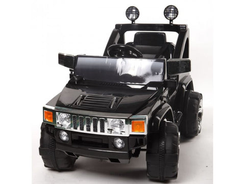 EX-DEMO Electric Hummer 4x4 (Age up to 5 years) 12v 1 seat - Kids Quads