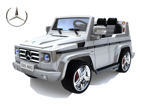 EX-DEMO Electric Mercedes G55 4x4 (Age up to 5 years) 12v - Kids Quads
