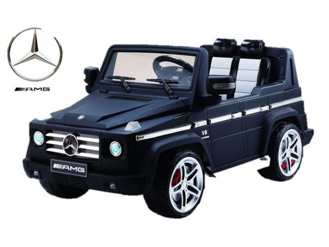 Electric Mercedes G55 4x4 (Age up to 5 years) 12v - Kids Quads
