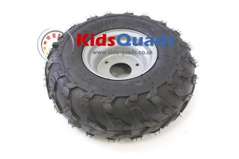 Off-Road (Dirt) Tyre & Hub for TEEN Quad Bike - Kids Quads