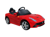 Ferrari F1 - Licensed Ride On Car - 81900 Red - Kids Quads
