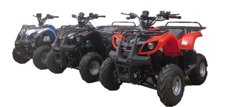 Electric Adult Quad Bikes (Age 14 years +) 48v 1000w - Kids Quads - 1