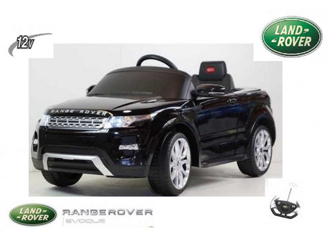 Electric Range Rover Evoque (Ages up to 5 years) 12v - Kids Quads
