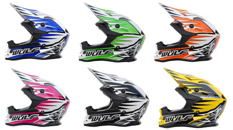 Wulfsport Cubs Advance Helmets - Kids - Kids Quads