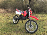 KQ1200 ADULT Electric Dirt Bike (Age 16+ years) 60v 1200w - Kids Quads - 2