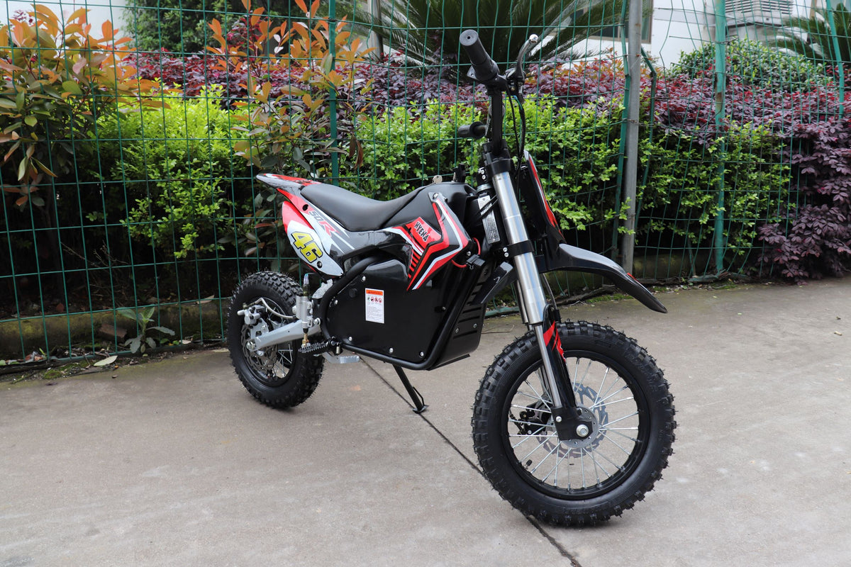 Kq1600 Electric Dirt Bike Ages 8 To 13 Years 48v 1600w