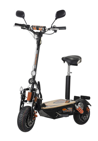 Electric Scooter (Ages 12 to adult) 48v 1000w - Road Legal - Kids Quads