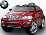 Electric BMW X6 (Age up to 5 years) 12v - Kids Quads