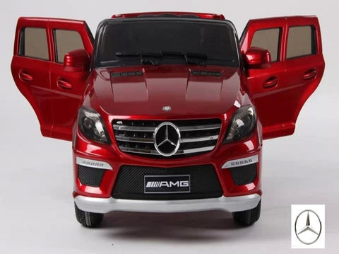 Electric Mercedes ML63 AMG (Ages up to 5 years) 12v - Kids Quads
