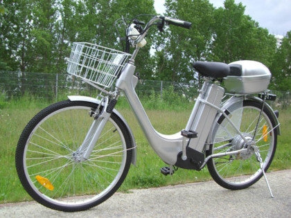 Electric City Bicycle 250w - Kids Quads