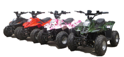 Electric Teen Quads (Ages 8 to 15 years) 36v 800w - Kids Quads - 1