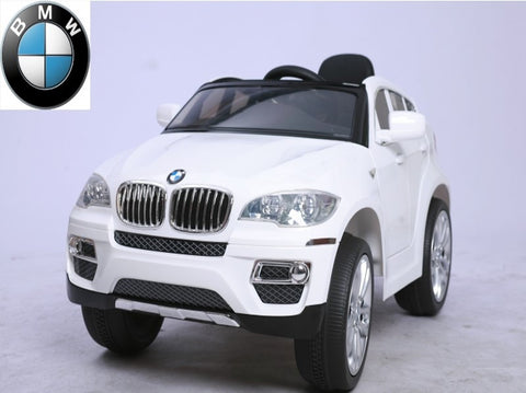 electric bmw x6 age up to 5 years 12v kids quads