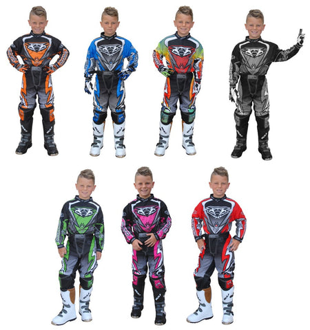 Wulfsport Cubs Race Attack Trousers - Kids - Kids Quads - 1