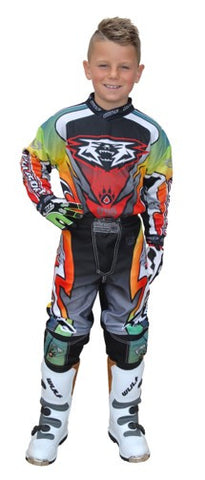 Wulfsport Cubs Race Attack Trousers - Kids - Kids Quads - 6