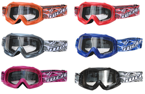 Wulfsport Cubs Safety Goggles - Kids - Kids Quads