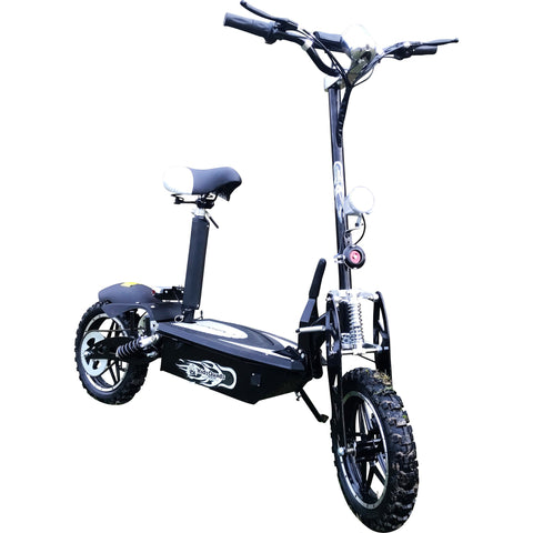 Electric Scooter (Ages 12 to adult) 48v 1000w - Kids Quads