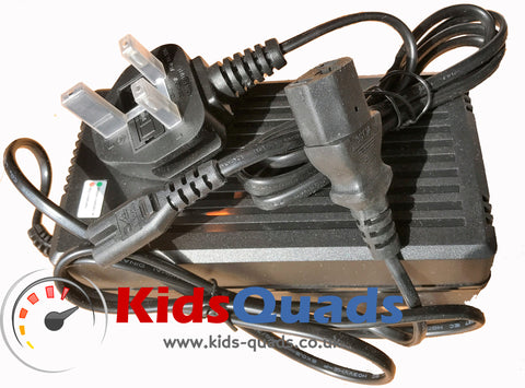 Battery Charger 48v 2.5A for Go-Kart / Buggy - Kids Quads