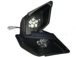 Front LED light for TREK Models - Front & Left - Kids Quads