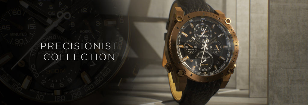 Precisionist Watches and Chronographs