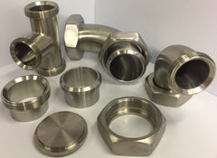 Sanitary Bevel Seat Fittings