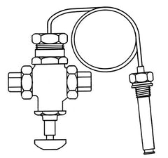 Steam Temperature Control Valves