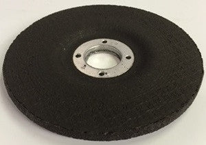 "4-1/2"" Rough Cutting and Metal Removal Black Wheel"