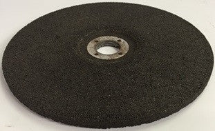 "7"" Rough Cutting and Metal Removal Black Wheel"