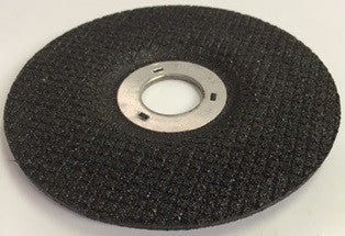 "4-1/2"" Light Grinding Black Wheel"
