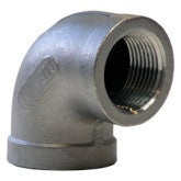 Threaded Pipe 90° Elbow