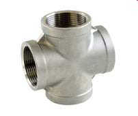 Threaded Pipe Fitting Cross