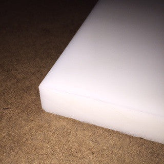 "1/2"" Thick X 60"" X 120"" High Density Polyethylene"