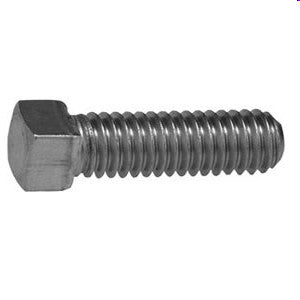 "5/16-18 X 1/2"" Square Head Set Screw"